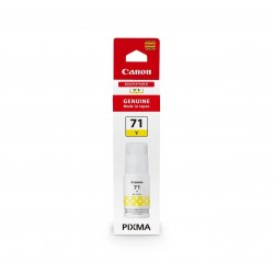 CANON GI-71 YELLOW INK BOTTLE (70ml)
