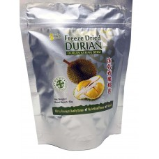 Freeze Dried Durian 50gm