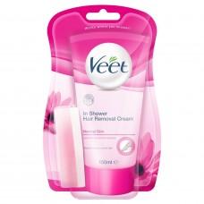 Veet In Shower Hair Removal Normal Skin 150ML