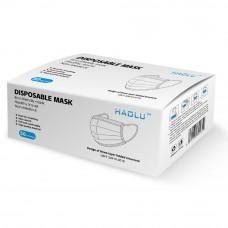 Bundle Deal (Haolu Disposable Face Mask + Comix Sanitizer Gel 480ml)
