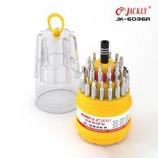JAKEMY 31-in-1 Portable Multi-purpose Tool Set