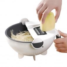 9 in 1 Multifunction Vegetables And Fruits Shredder Cutter Easy Food Chopper