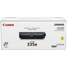 Canon Cartridge 335E  Yellow Toner 7.4k