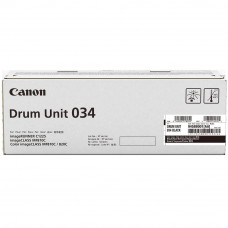 Canon MF810Cdn Black Drum Toner 034