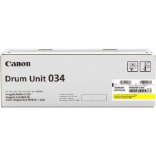 Canon MF810Cdn Yellow Drum Toner 034