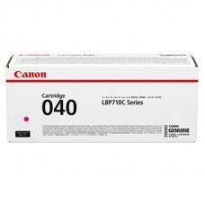 Canon Cartridge 040 Magenta Toner 5.4k