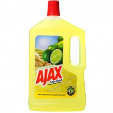 Ajax Fabuloso Lime Fresh Floor Cleaner 2L