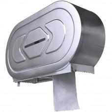 Stainless Steel Twin Jumbo Roll Dispenser TJR-197/SS (Item No: F13-118)