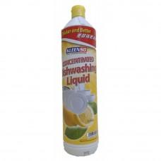 Kleenso Concentrated Lemon Dishwash Liquid 900 ml