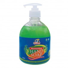 Kleenso Moisturising Hand Soap - Green Apple, 500 ml