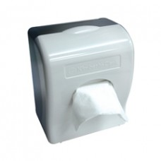 SCOTT® Pop-up Dispenser, White - Size: 11.5(h)x13.5(w)x8(d)cm
