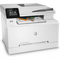 HP Color LaserJet Pro MFP M283fdw Print, Scan, Copy, Fax, Duplex Print, Wireless print All-In-One Multi-Function Color Laser Printer