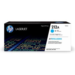 HP 212A Cyan Original LaserJet Toner Cartridge - 4,500 Page yield