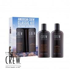 American Crew Classic Kit 2 x 250ML