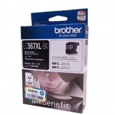 Brother LC-567XL Black Ink Cartridge