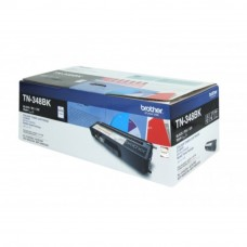 Brother TN-348 Black Toner Cartridge 6k