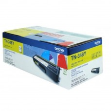 Brother TN-348 Yellow Toner Cartridge 6k