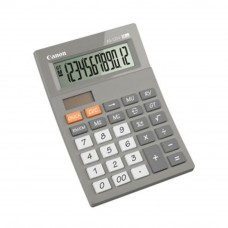 Canon AS-120V-GY Arc Design 12 Digits Calculator (Grey)