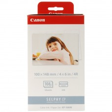 CANON KP108IN 4R Paper for SELPHY CP400/500/600/710/720/740 (item no: C KP108IN)