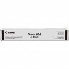 Canon Cartridge 034 Black Toner