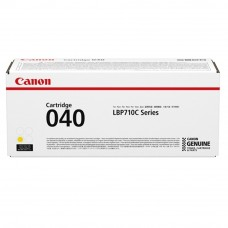 Canon Cartridge 040 Yellow Toner 5.4k