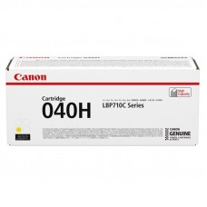 Canon Cartridge 040H Yellow Toner 10k