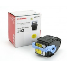 Canon Cartridge 302 Yellow Toner Cartridge