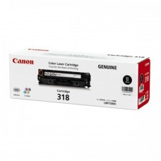 Canon Cartridge 318 Black Toner Cartridge