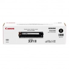 Canon Cartridge 331 II Black Toner Cartridge - 2.4k