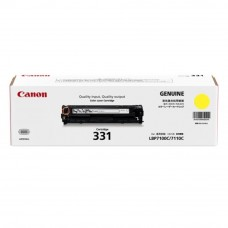 Canon Cartridge 331 Yellow Toner Cartridge