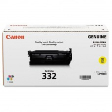 Canon Cartridge 332 Yellow Toner (6,100 pgs)