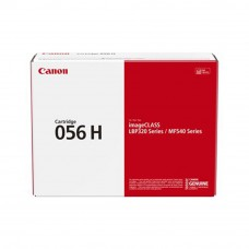 Canon 056H Toner Cartridge - Black, 21k