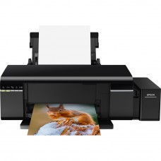 Epson L805 Ink Tank Colour Photo Printer - A4/6 Color/CD/DVD PrintingWiFi/USB