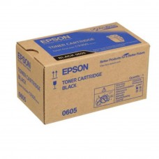 Epson C13S050605 Black Toner Cartridge