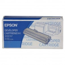 Epson SO50167 (Standard) Developer Cartridge (Item no: EPS SO50167)
