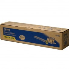 Epson SO50474 Yellow Toner Cartridge (Item no: EPS SO50474)