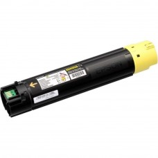 Epson SO50660 Standard Cap Yellow Toner Cartridge (Item No:EPS SO50660)