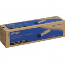 Epson SO50663 Standard Cap Black Toner Cartridge (Item No:EPS SO50663)