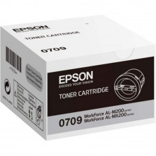 Epson SO50709 Black Toner Cartridge (Item No:EPS SO50709)