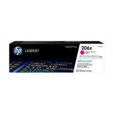 HP 206X Magenta Original LaserJet Toner Cartridge (New)