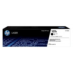 HP 107A Black Original Laser Toner Cartridge  For Model HP Laser 100 Printer series, HP Laser MFP 130 Printer series