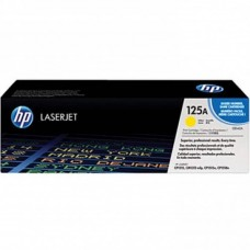 HP 125A Yellow LaserJet Toner Cartridge (CB542A)