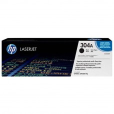 HP 304A Black LaserJet Toner Cartridge (CC530A) [646744]