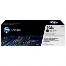 HP 305A Black LaserJet Toner Cartridge (CE410A) [676107]