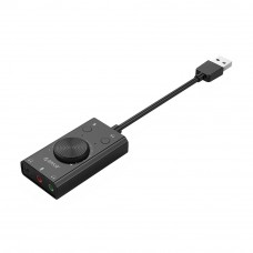 Orico SC2 Multifunction USB External Sound Card