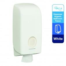 Aquarius™ Folded Toilet Tissue Dispenser 69460 - White