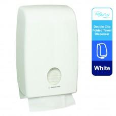 Aquarius™ Multifold Hand Towel Dispenser Double 70230 - White
