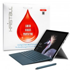 New Microsoft Surface Pro Screen Protector - Kristall® Nano Liquid Screen Protector (Bubble-FREE Screen Protector, 9H Hardness, Scratch Resistant)