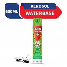 Shieldtox Waterbased Mosquito Spray Aerosol 600ml