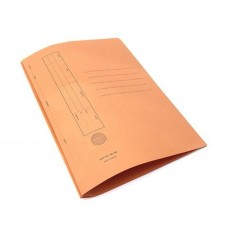 ABBA Flat File U-Pin Spring No. 102 Orange